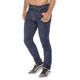 Nihil Alphane Jeans Men Blue Night